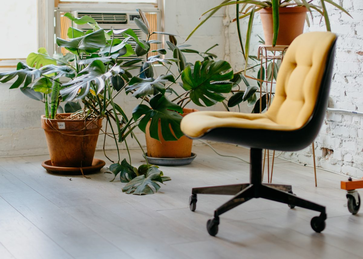 Choosing Ergonomic Furniture for your Outdoor Office
