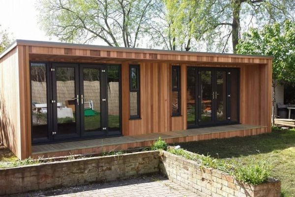 timber garden rooms