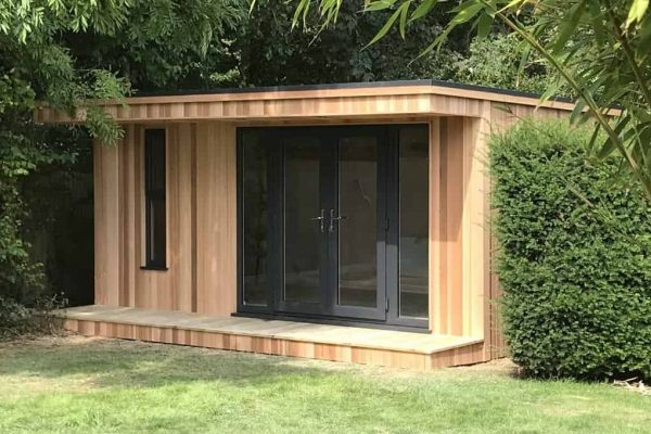 best outbuilding for home offices- canopy room