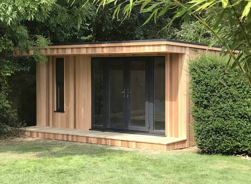 best garden rooms - canopy room